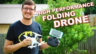 """""""High Performance Folding Drone"""" ... REALLY?!? - Utoghter 69601 - TheRcSaylors"""