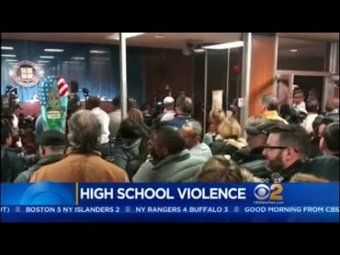 Security Concerns At New Rochelle High School