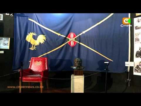 Mzee Kenyatta's Chair