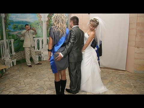Мега ржач на свадьбе. Облом конкретний!