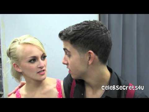 Nick Garcia & Tanisha Belnap Interview: SYTYCD Season 11 | Week 1