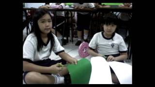 SD Tarakanita IV kelas 3B tahun ajaran 2012-2013