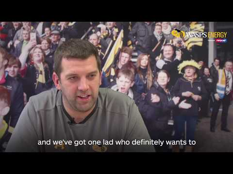 The Energy Behind the Team - Wasps Academy