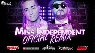 Maluma Ft  Lui G 21 Plus      Miss Independent      Remix Dj Clon Flowmaker
