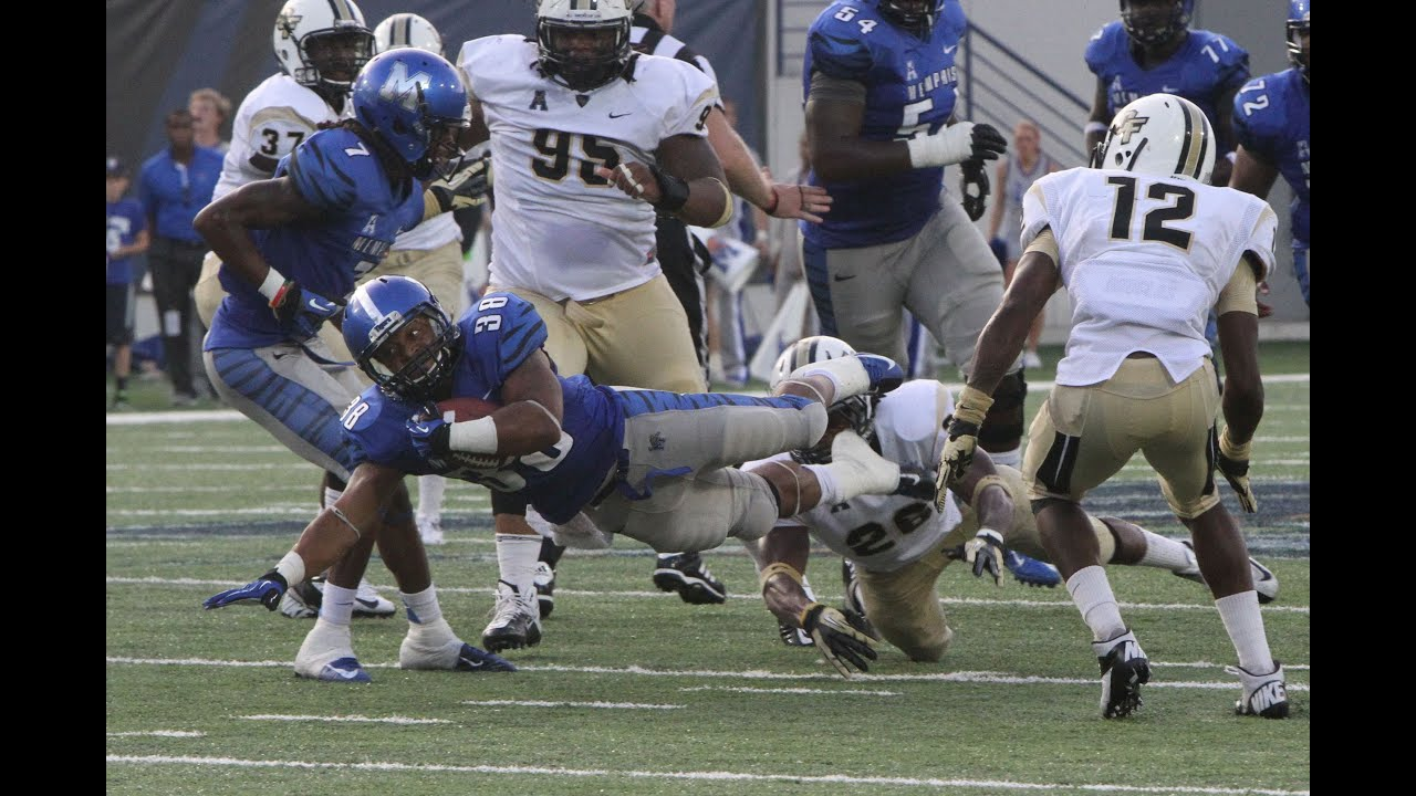 Memphis Football: UCF Game Highlights and Post-Game ...