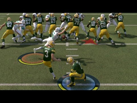 Madden 17 Salary Cap - His Mom Is Mad! Blocked Field Goal!