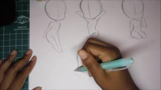 5 Ways to Draw Chibis