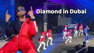 DIAMOND SIO MTU WA KAWAIDA ALICHOFANYA KWENYE HII SHOW DUBAI ONE MUSIC AFRICAN FEST