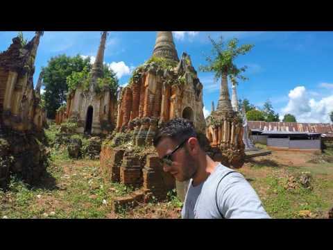 Myanmar Travel 2016  |  GoPro Hero4 Black + Gimbal