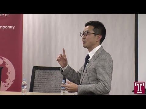"""Public Lecture Video (11.28.2017)  Japan's """"ブラック企業"""" problem and its solutions"""
