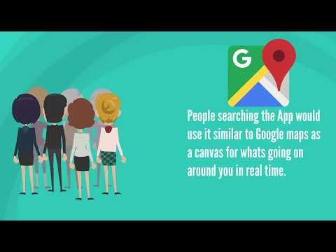 The Best Way to Meet People  -Mobile App Crowdfunding Video Idea