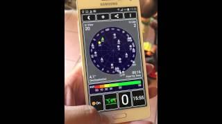 Galaxy A5 Gps test screenshot 4