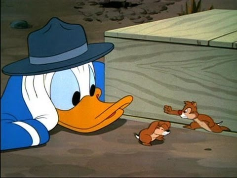 Donald Duck and