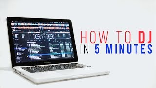 Video How to DJ with a Laptop in 5 MINUTES + GIVEAWAY download MP3, 3GP, MP4, WEBM, AVI, FLV Agustus 2018
