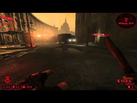 Killing Floor 3- On the streets of West London