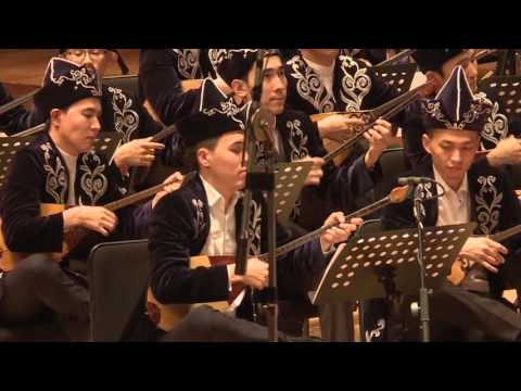 The Orchestra of Kazakh Folk Instruments
