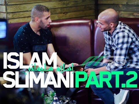 #MAG مع Islam Slimani interview Part 2
