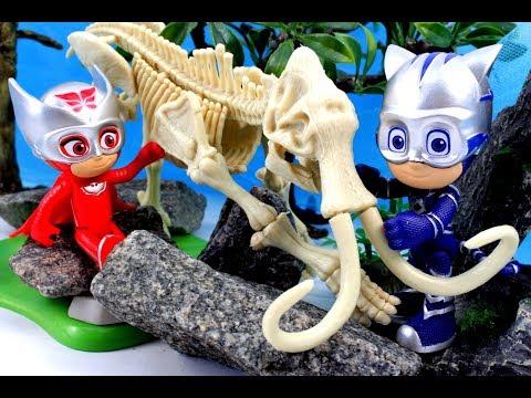 Мультики для детей. Герои в масках новые серии – Странная находка! Видео с игрушками