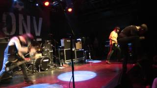 Converge On my shield / Damages LIVE Vienna, Austria 2012-12-18 1080p FULL HD 2 cam mix