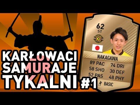 Karłowaci samuraje! FIFA 17 - Tykalni #1