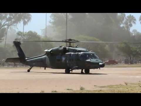 FAB 8916 Sikorsky H-60L Black Hawk