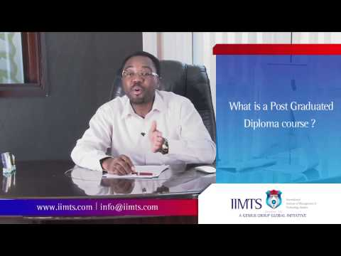 What is a Diploma Course ?
