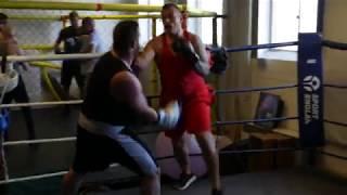 Boxing Training.