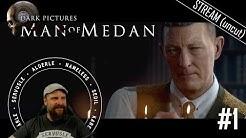 The Dark Pictures Anthology: Man of Medan 🕯️ Stream #1 (uncut) german gameplay 🕯️ vom 29.08.2019