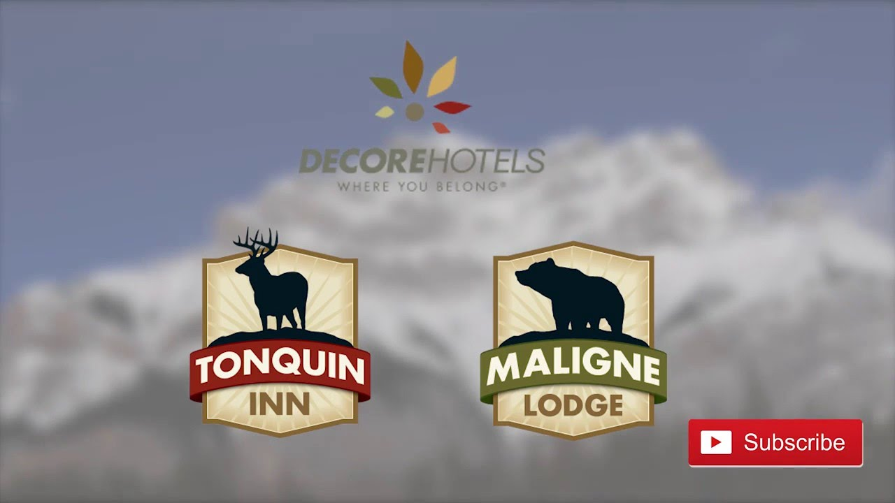 Decore hotels wake up in jasper youtube for Decore hotel jasper