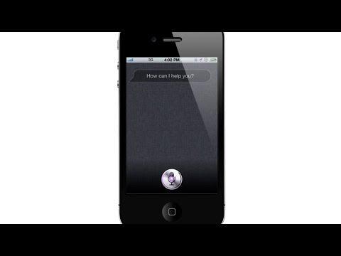 Siri Explained  iPhone 5s Featuring Josh Helman