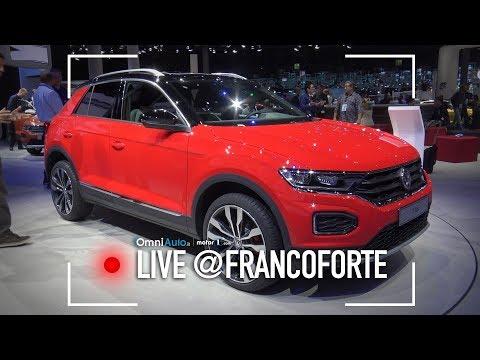 Volkswagen T-Roc, cosa comprereste con 20-25.000 euro? | Salone di Francoforte 2017