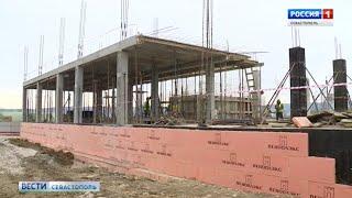 Губернатор проинспектировал строительство объектов за городской чертой Севастополя