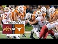 No. 16 Iowa State vs. No. 15 Texas Football Highlights (2018) | Stadium