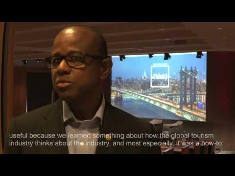 Destination Think! Forum 2016 - Hugh Riley, Secretary General & CEO at Caribbean Tourism Association