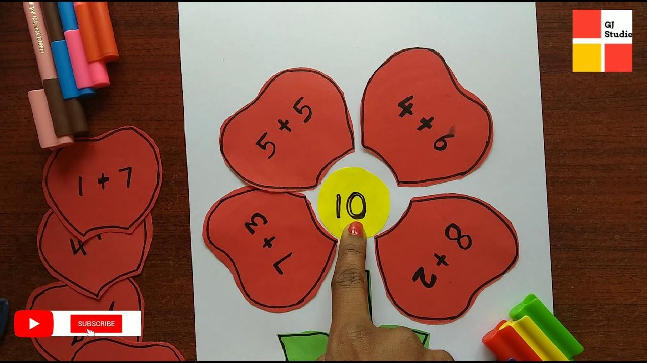 21  221 caterpillar playing exercise/Maths worksheet for kids/enjoy ...