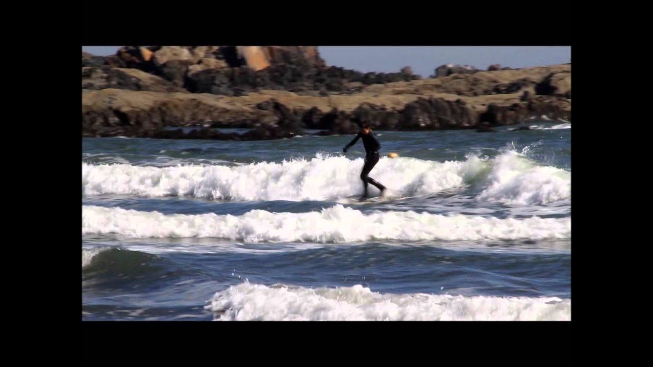 Clases y Cursos de Surf Zalazar Surfboards - YouTube bcb94becf09