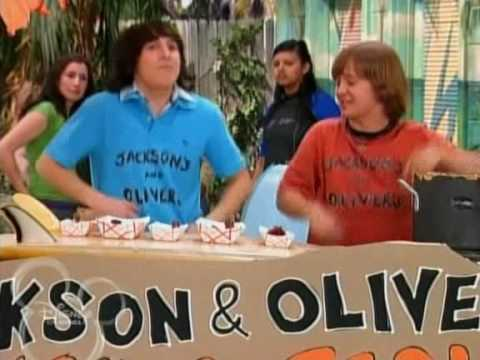 Oliver And Jackson Cheese-Jerky Rap