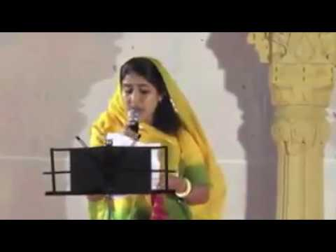 Tera Saath Hai To Mujhe Kya Kami Hai - Amazing talent Must Listen Once