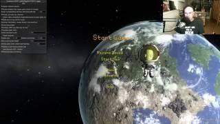 Piggyback STOL Aircraft Testing (crashing)- KSP Livestream