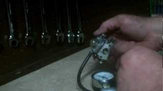 2 cycle carburetor repair and what to look for before you attempt to rebuild it