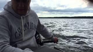 Рыбалка на Отрадном 27-06-2015.