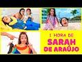 SARAH DE ARAÚJO 1 HORA DE VIDEO COM A MAMÃE