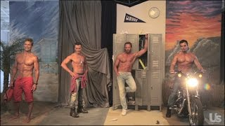 TV Hunks of the '90s Hot Bodies Photo Shoot | Us Weekly