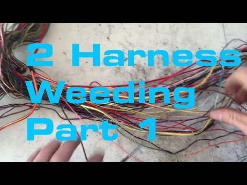 on youtube wiring harness