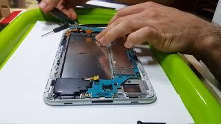 Riparazione, sostituzione slot SIM Samsung Tab 2, 7.0