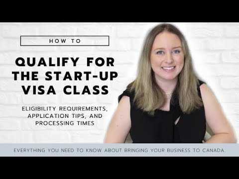How to Qualify for the Start-Up Visa Program