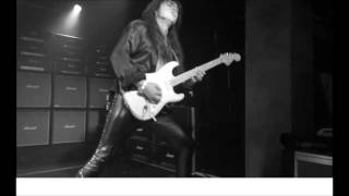 YNGWIE MALMSTEEN - Baroque and roll Guitar Backing Track (Pista).