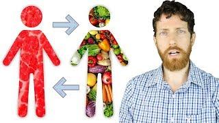 Carnivore and Vegan Diet Swap: Shocking Blood Results