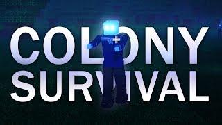 Colony Survival - NINJA vs ZOMBIES!! (Colony Survival Game / Gameplay)
