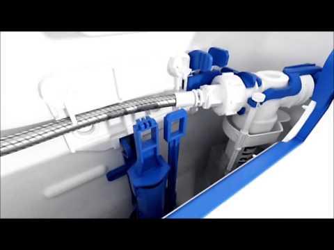 Cisterna empotrada de geberit mantenimiento de cisternas for Wc sin agua